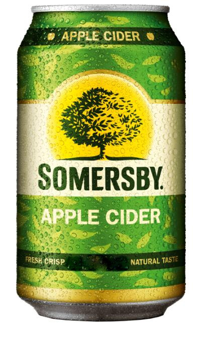 72x somersby apple cider apfel cider 0 33l dose ebay. Black Bedroom Furniture Sets. Home Design Ideas
